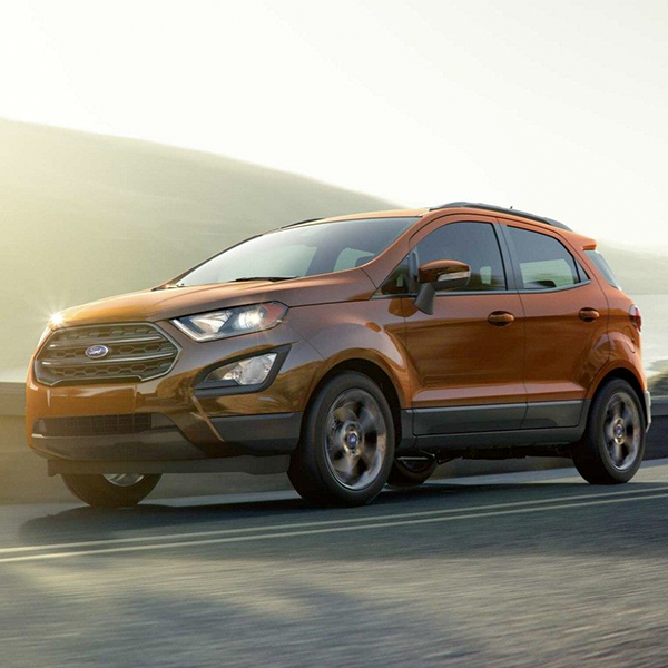 Finance The New Ford EcoSport