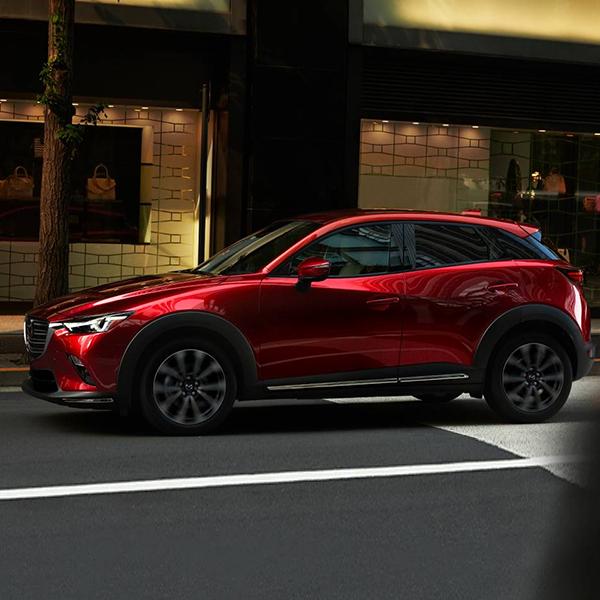 Finance a 2019 Mazda CX-3 in Orlando, FL