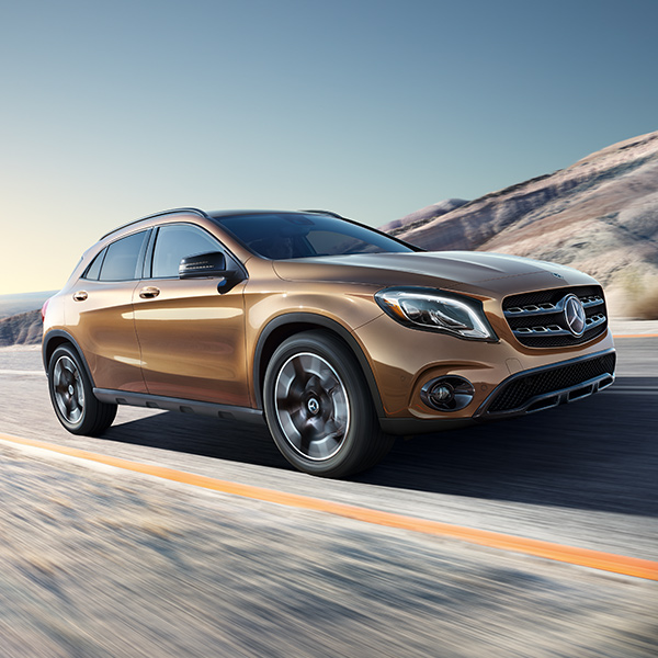 New 2019 Mercedes-Benz GLA in Kingsport, TN