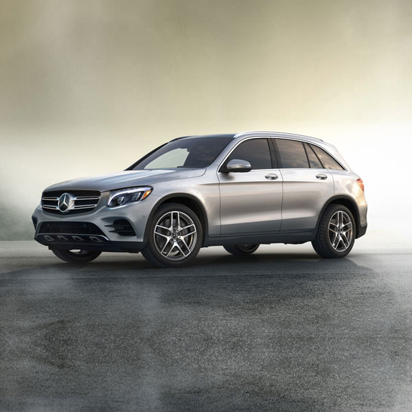Buy a New 2019 Mercedes-Benz GLC near Johnson City, TN