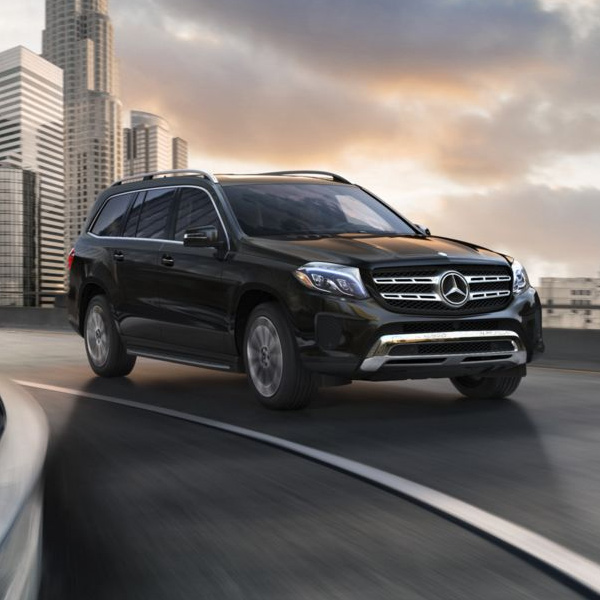 New 2019 Mercedes-Benz GLS Specs & More