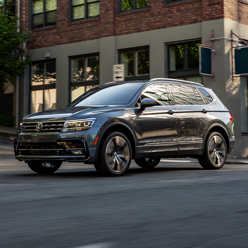 2020 VW Tiguan black
